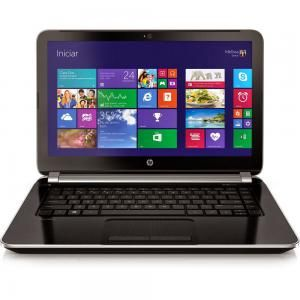 Notebook HP 1000-1230br i3 2GB 500GB LED 14´´